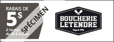 Boucherie Letendre