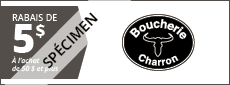 Boucherie Charron